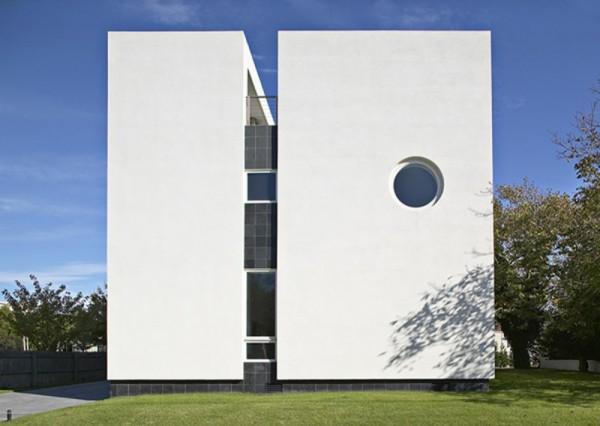Дом на заливе в стиле арт-деко фото 1