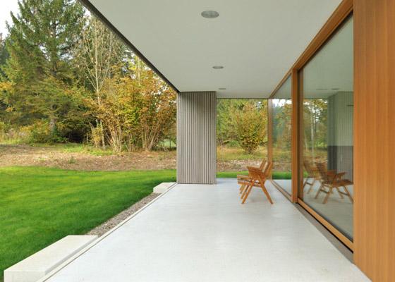 Дом в альпийском стиле House R фото 9