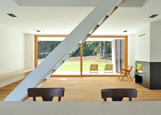 Дом в альпийском стиле House R фото 8