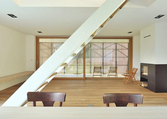 Дом в альпийском стиле House R фото 7