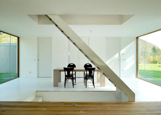 Дом в альпийском стиле House R фото 6