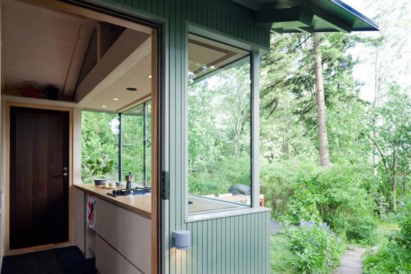 загородный дом в финском стиле фото 4