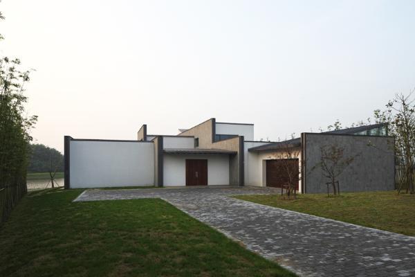 фото дома в китайском стиле по проекту Atelier FCJZ