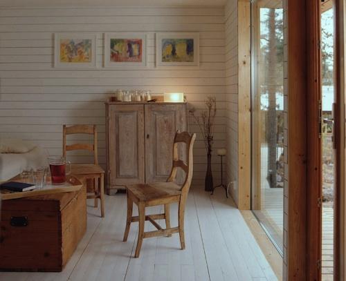 Дом в скандинавском стиле фото 11