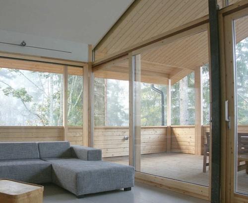 Дом в скандинавском стиле фото 8