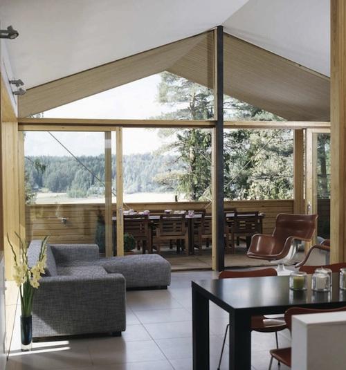 Дом в скандинавском стиле фото 7