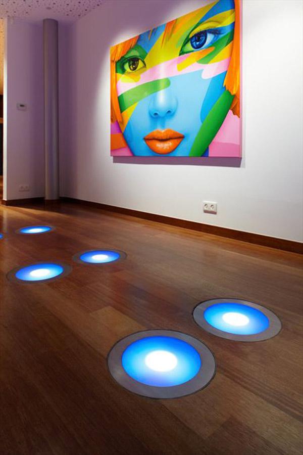 Дом в стиле поп-арт по проекту Yazgan Design фото 2