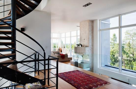 Дом в стиле ар-деко фото 7