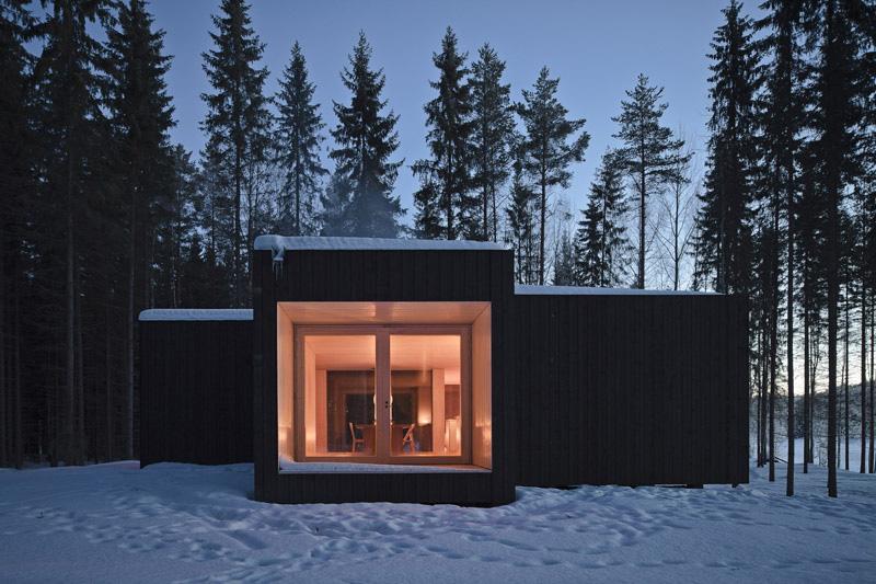 Одноэтажный комфортный дом фото 1