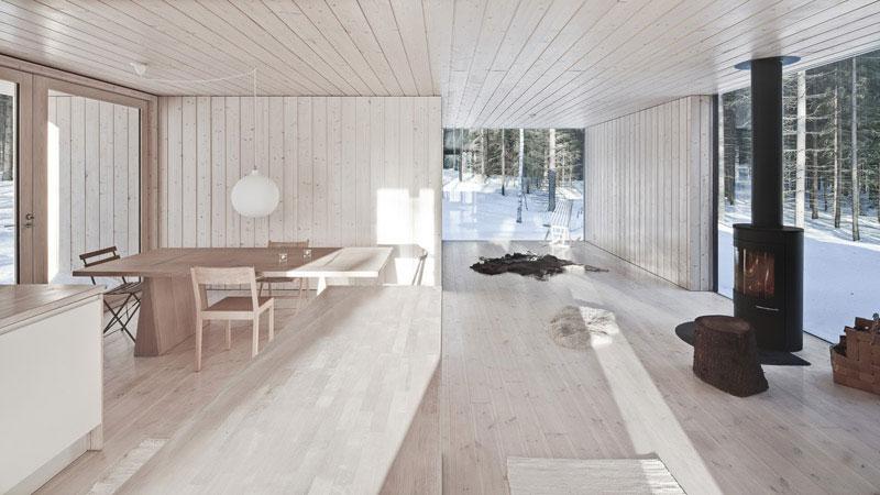 Одноэтажный комфортный дом фото 9