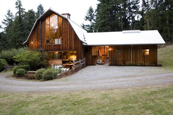 Комфортный загородный дом фото 1