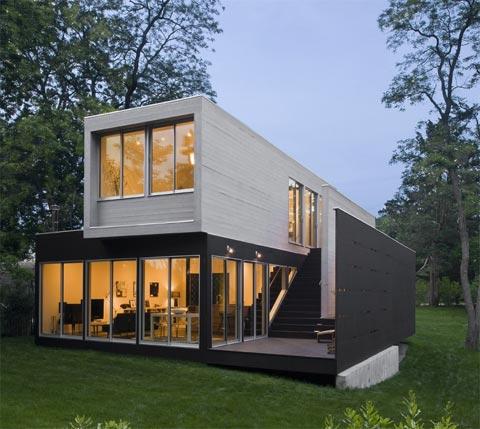 Компактный дом фото 1