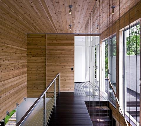 Компактный дом  в современном стиле - проект фото 8