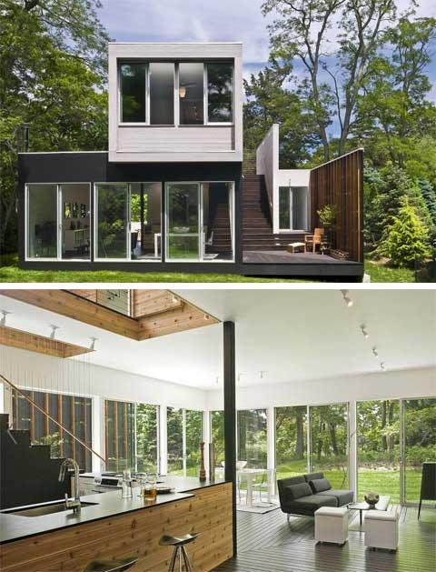 свой дом  в современном стиле фото 4