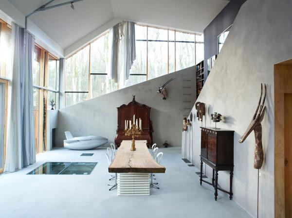 Невероятный дом в горе фото 2