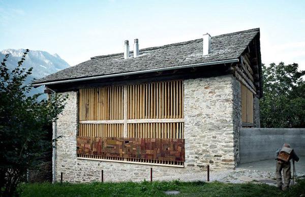 Реконструкция старого дома фото 1