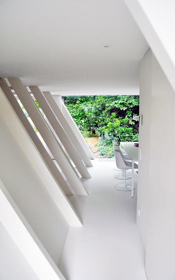Современный минималистский дом фото 4