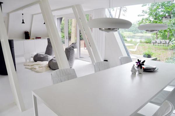 Современный минималистский дом фото 3