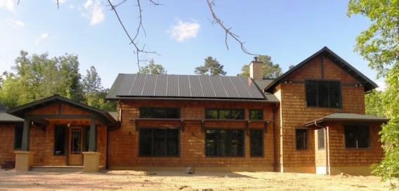 частный эко-дом  фото 1