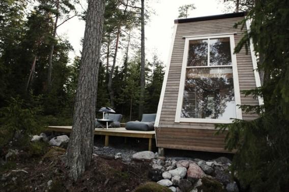 Миниатюрный дом по проекту Robin Falck фото 4