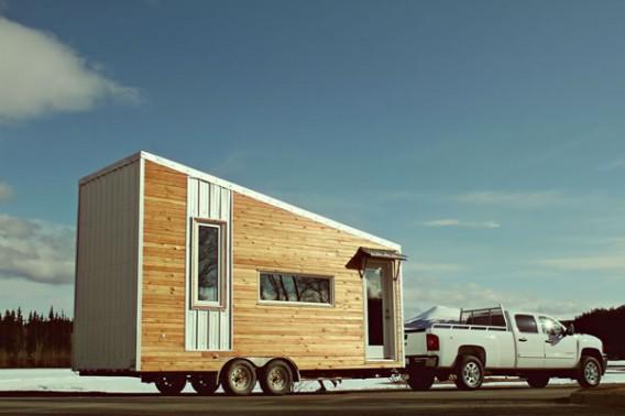 Современный дом на колесах фото 1