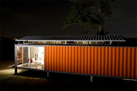 Дом из контейнеров фото 4