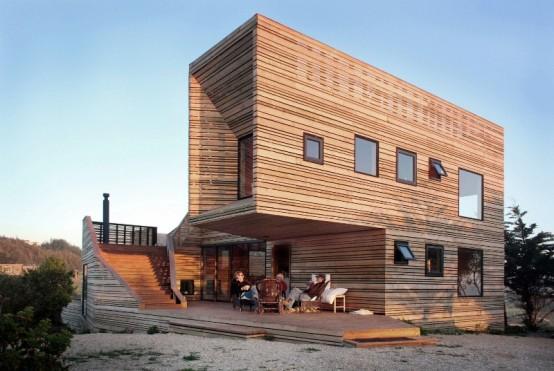 Дом крепость по проекту José Ulloa Davet фото 7