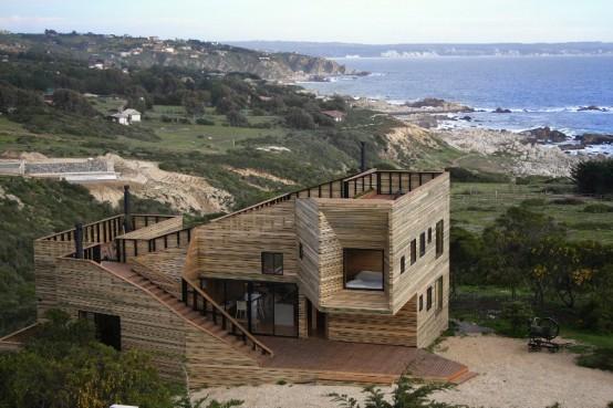 Дом крепость фото 1