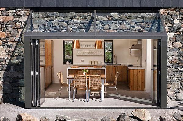 частные каменные дома фото 5