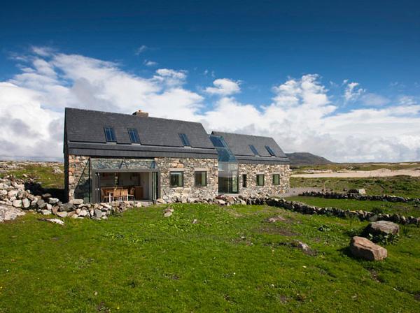 загородные каменные дома фото 3