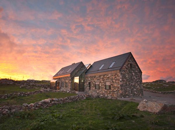 Каменные дома фото 1