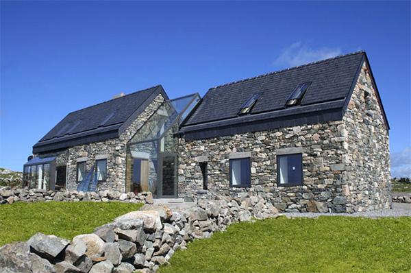Каменные дома фото 5