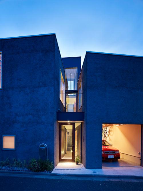 Частный дом с оптимизированным пространством фото 1