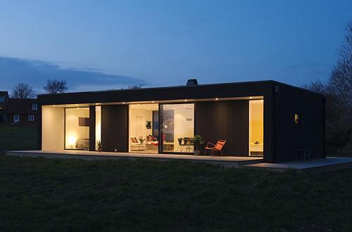 Современный модульный дом фото 4