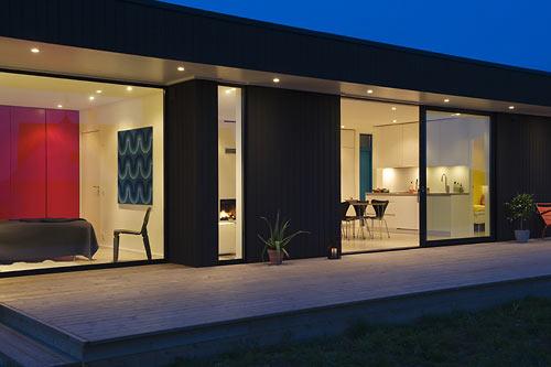 Современный модульный дом фото 3