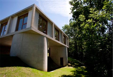 Прямоугольный дом фото 1