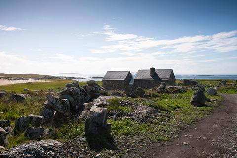загородные каменные дома Connemara Cottages