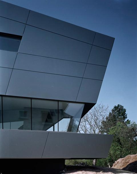 частный дом в Хайльбронне - статика и динамика