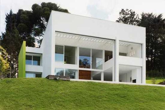проект кубического дома от Жозе Коса