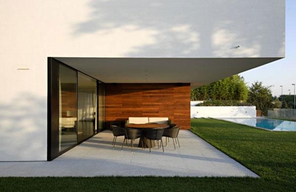 загородный дом в Португалии CS House