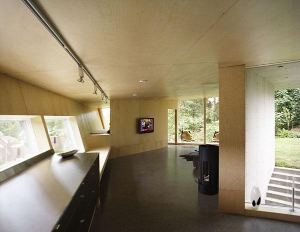 Дом на утесе: на острие дизайнерской фантазии