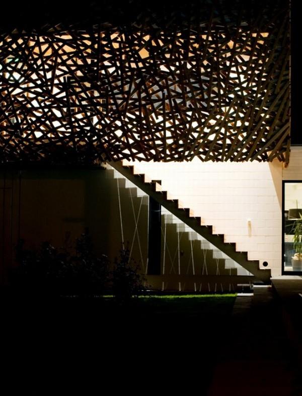 Оригинальный дизайн: пристройка к дому в Суурупи по проекту Arhitektid Muru & Pere