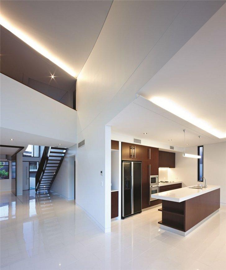 Вилла Elysium 154 по проекту BVN Architecture - интерьер