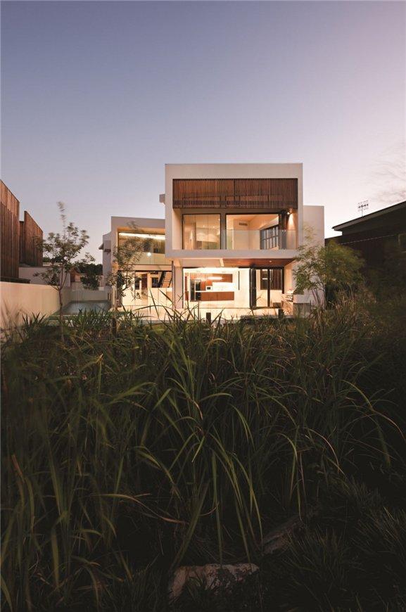 проект дома Elysium 154 по проекту BVN Architecture