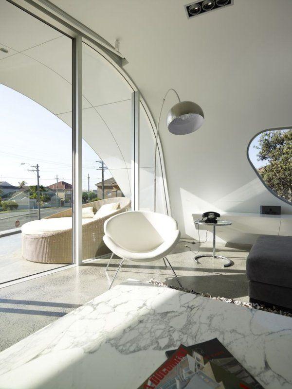 частный дом «Лента Мебиуса» по проекту Tony Owen Partners