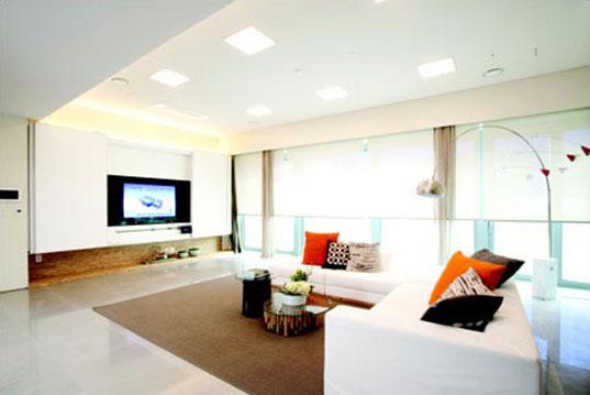 Первый дом в Южной Корее, получивший платиновый сертификат LEED