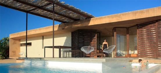 фото частных домов Todos Santos