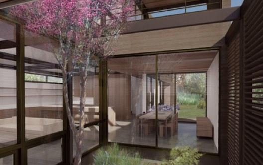 """Дизайн проект дома """"Marmol Radziner"""""""