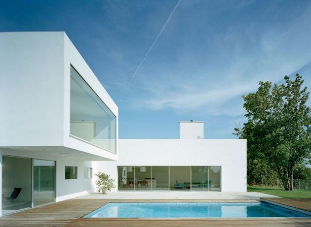 красивый дом М2 по проекту Jonas Lindvall A&D