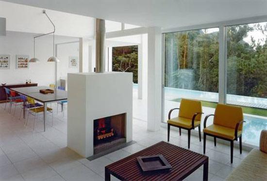 Дом в виде куба от Жозе Коса
